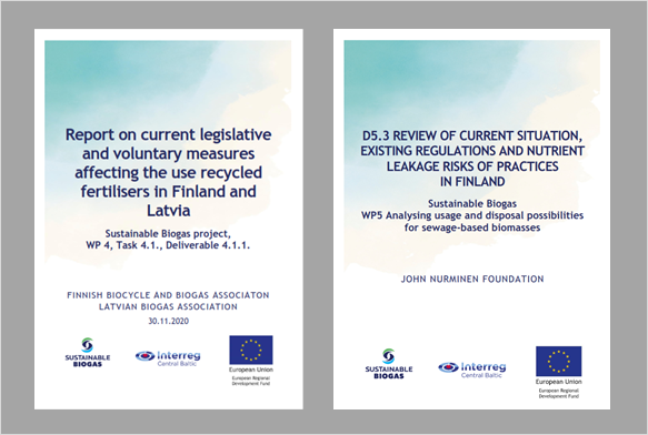 Read more about the article 9.4.2021 Two reports on current situation published